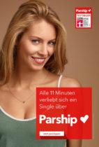 Parship Kampagnenmotiv