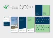 Hochschule Trier, Umwelt-Campus Birkenfeld Corporate Design