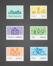 Lithuania Brand Design