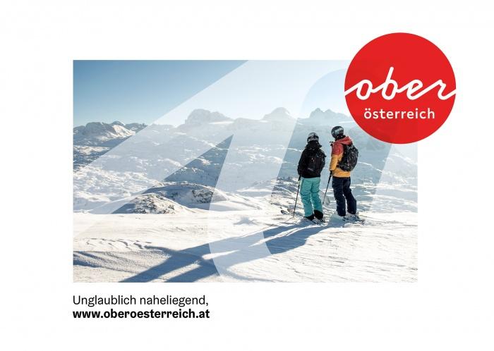 Oberösterreich Tourismus Kommunikationsauftritt