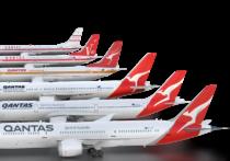 Qantas Livery Evolution