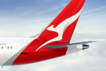 Qantas Livery