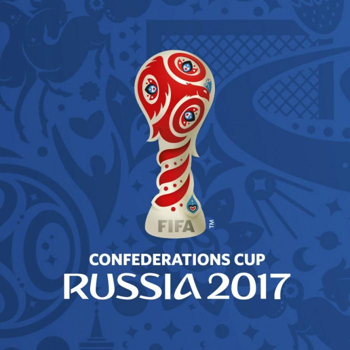 Logo des FIFA Confederations Cup 2017