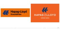 Hapag-Lloyd Cruises Logo – vorher und nachher