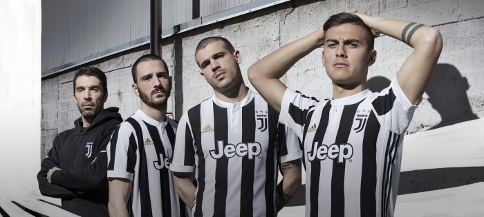 Juventus Trikot 2017/2018
