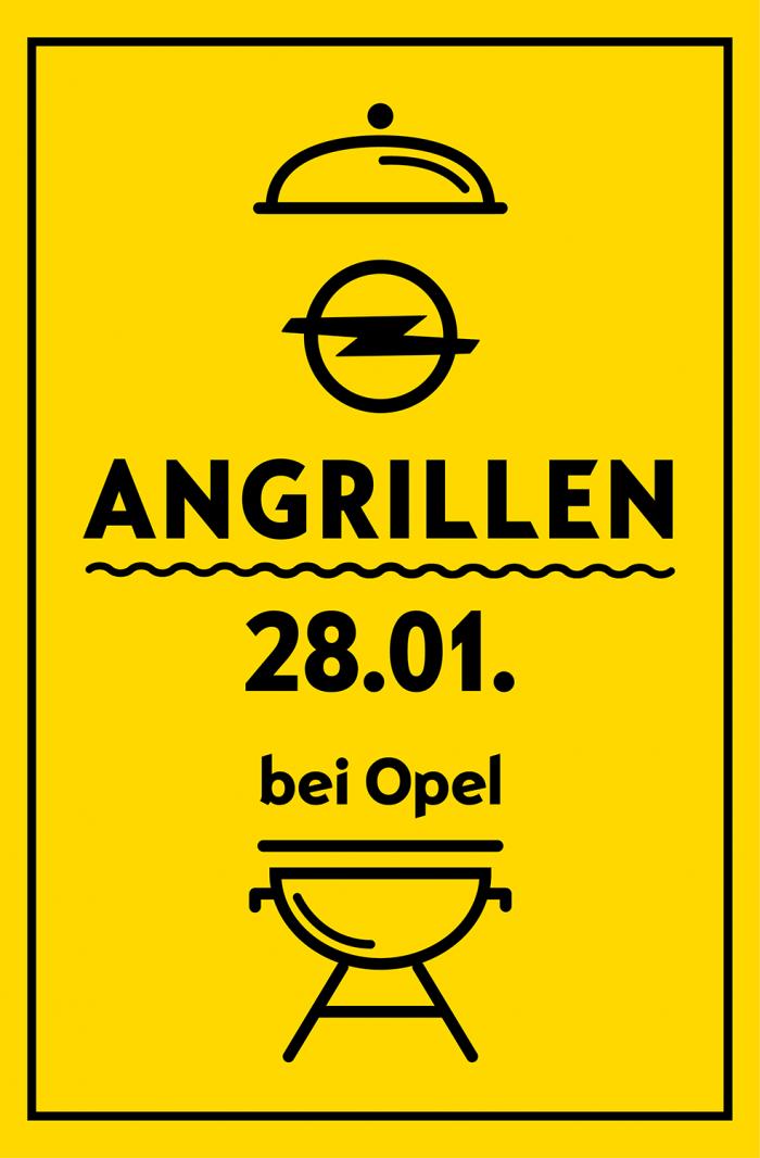 Opel Angrillen 2017