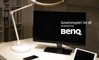 BenQ WiT dt-Gewinnspiel