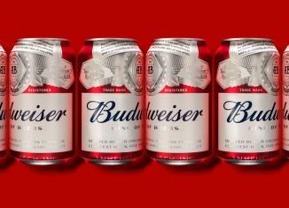 Budweiser Can Design (2016)