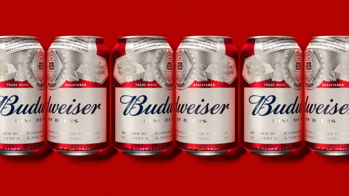 Budweiser Can Design (2016)