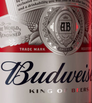 Budweiser Label Design