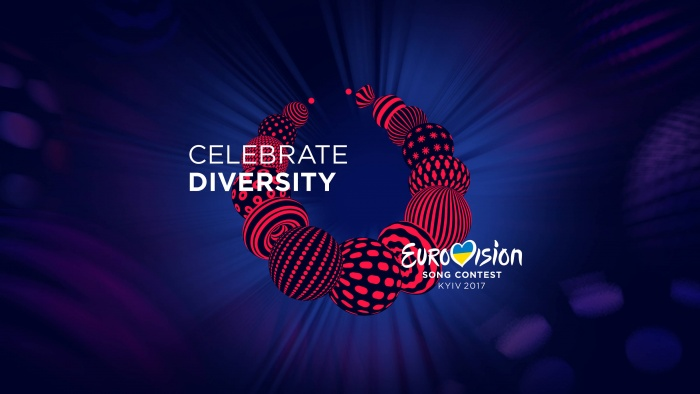 Keyvisual des Eurovision Song Contest 2017 in Kiew