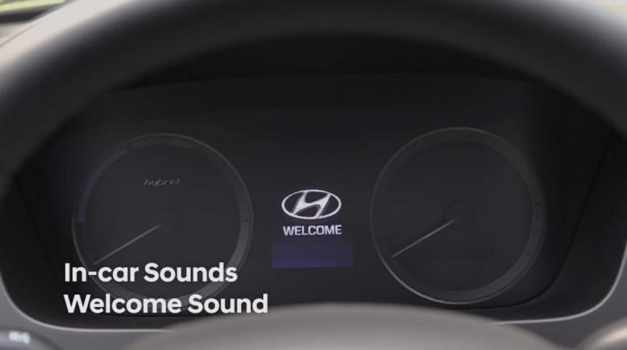 Neues Sound-Branding für Hyundai