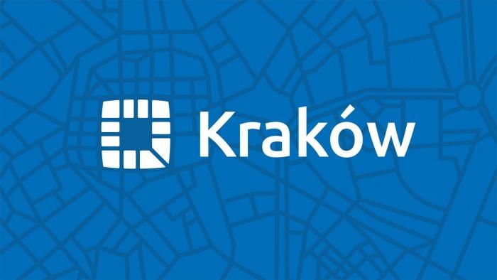 Krakau hat ein neues Stadtlogo