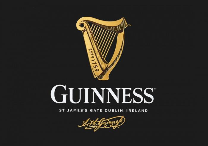 Neuer Glanz für das Markenzeichen von Guinness
