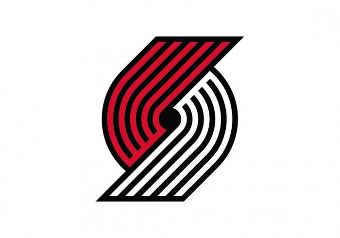 Portland Trail Blazers modifizieren Logo