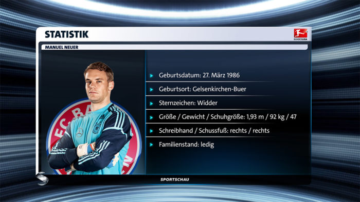 Sportschau On-Air-Design Infobox
