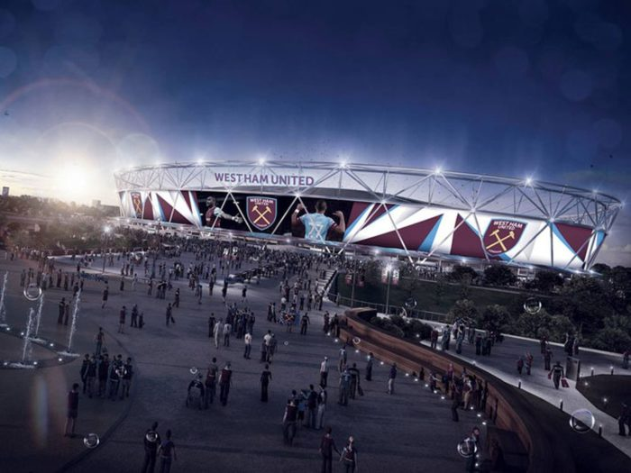 West Ham United FC Stadium