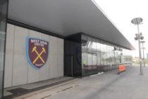 West Ham United FC Stadium Store Crest