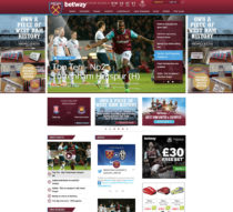 West Ham United FC – Website