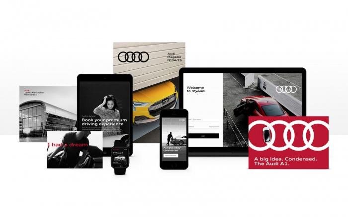Neue CD-Manuals 06/2017: u.a. Audi, Paydirekt, Demeter