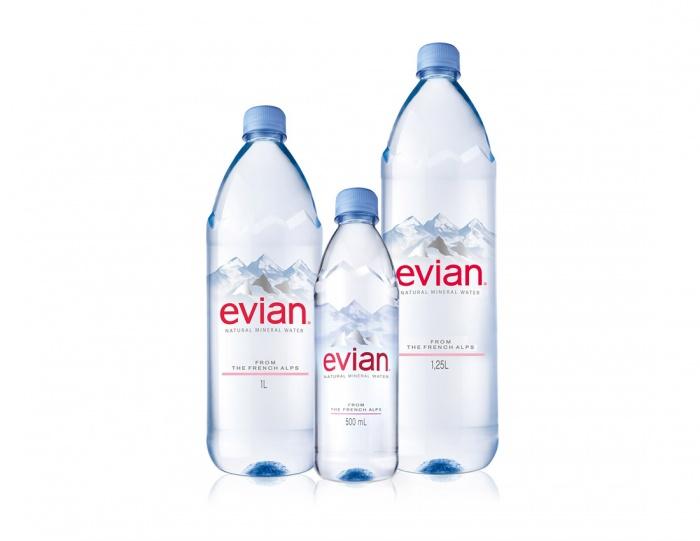 Evian, die Mogelpackung des Monats, und wie gutes Design am Preismodell scheitern kann