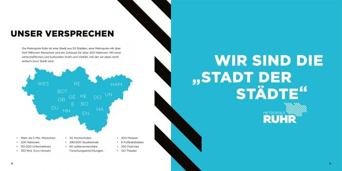 Metropole Ruhr Booklet