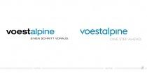 Voestalpine Logo – vorher und nachher