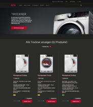 AEG Website