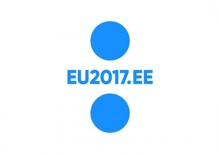 Logo der estnischen EU-Ratspräsidentschaft 2017