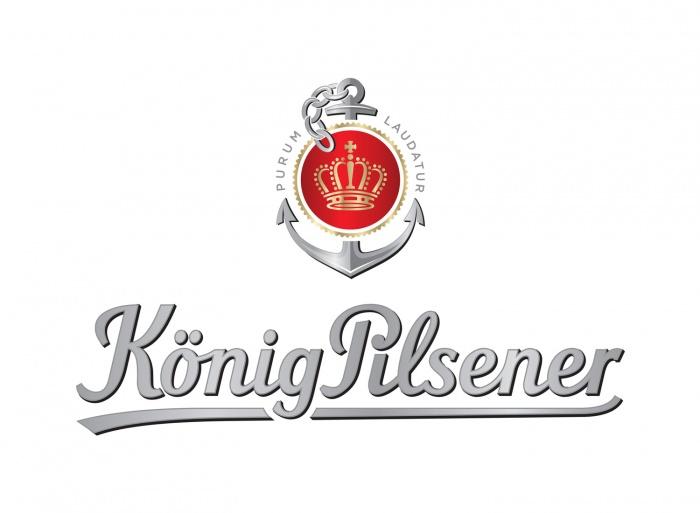 Neues Design für König Pilsener