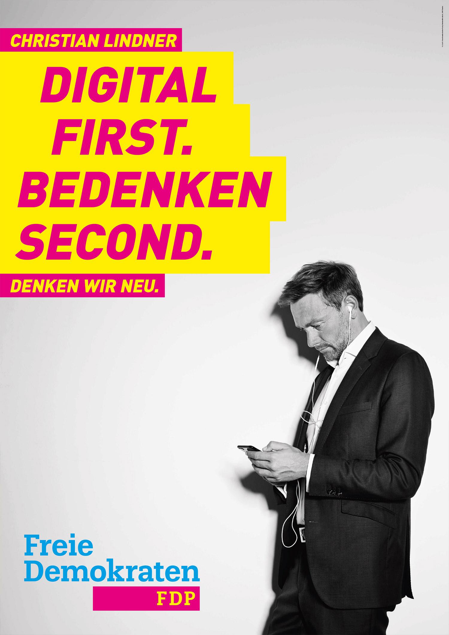 Die Plakate zur Bundestagswahl 2017 – Seite 2 – Design Tagebuch