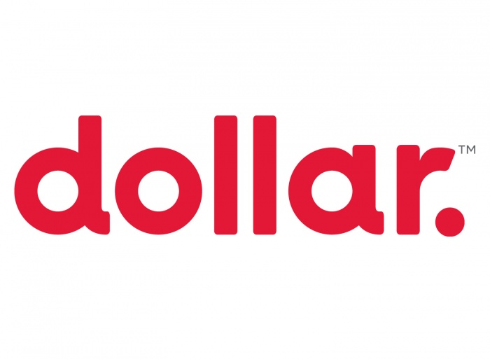 Dollar Dollar Rent A Car Logo
