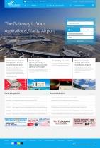 Narita Airport Website