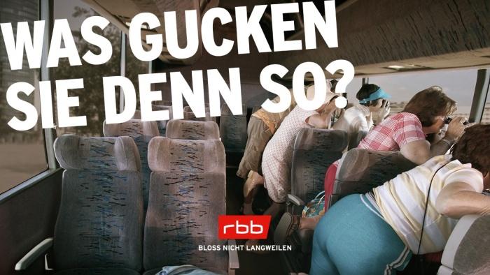 """""""Bloß nicht langweilen"""" – Neuer Markenauftritt für rbb"""