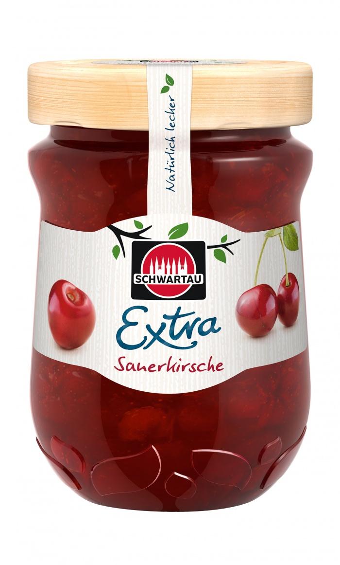 Schwartau Extra 340g Sauerkirsche