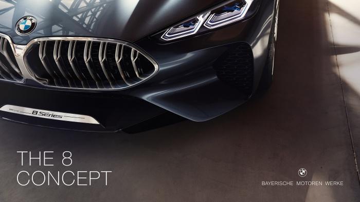 Bayerische Motoren Werke 8 Concept