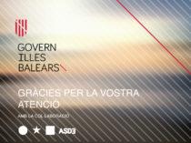 Govern de les Illes Balears Presentation