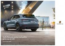 New Cayenne – Typo PorscheNext