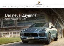 Porsche Cayenne – PorscheNextWeb