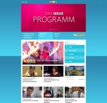 RTL.de Website