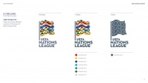 UEFA Nations League Logo Versions