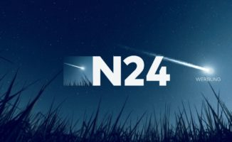N24 On-Air-Design Werbung