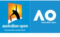 Australian Open Logo – vorher und nachher