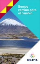 Bolivia Markenauftritt Layout