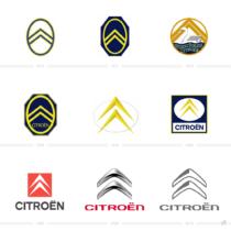 Citroën Logo Evolution