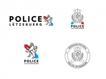 Polizei Luxemburg Logos