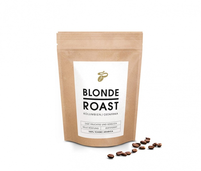 Tchibo Blonde Roast