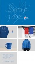 Cortina d'Ampezzo 2021 Design