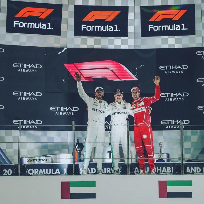 Formula 1 AbuDhabi