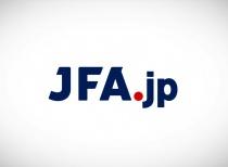 JFA.jp Logo